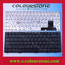 Laptop keyboard picture For Asus B50 B50A US version
