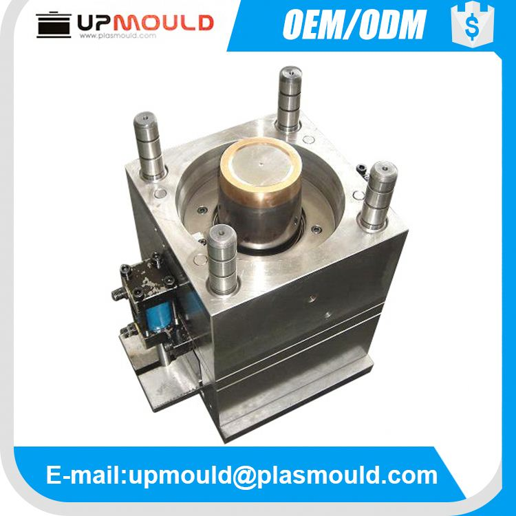 customization plastic bucket mould sd card