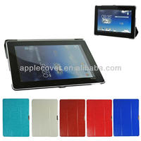 Crazy Horse Trifolding Case for ASUS MeMO Pad FHD 10 mix color