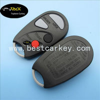 High quality 3+1 buttons car remote control key for Nissan A33 key nissan smart key 315Mhz