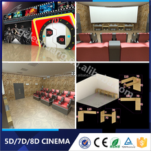 New Technology Motion Rider 5D Cinema 7D Cinema Project Simulator 3 Dof 6 Dof 7D Cinema