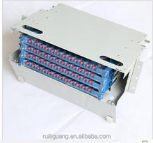 Slide Rail Drawer 8 12 24 48 96 144 Core Port Fiber Optic Patch Panel