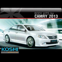 KOSHI Sport Body kit for New Toyota Camry 2013
