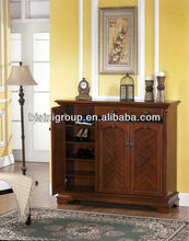 Classical Intelligent Wooden Shoe Cabinet (BF09-42024)