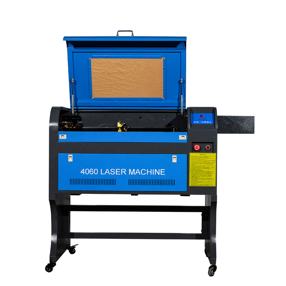High quality 4060 <strong>laser</strong> cutting machine for wood and acrylic by China supply 40w 60w 80w