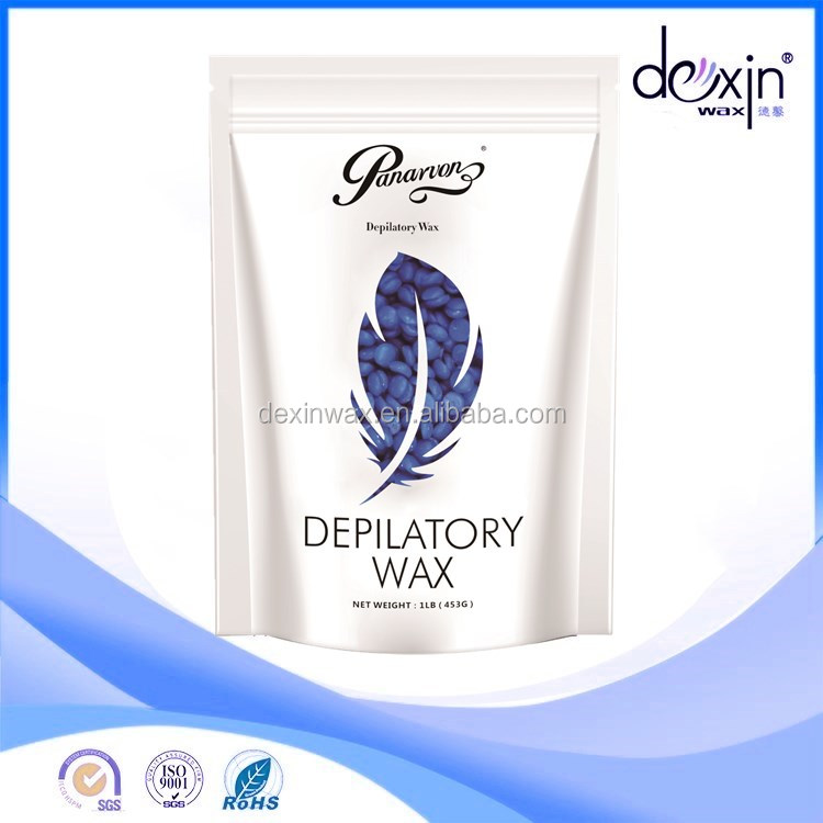 Blue Brazilian Bean Wax 2017 New Production Depilatory Wax