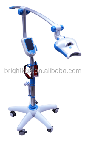 Factory direct sale Dental LED Digital Dental Bleaching Unit Teeth Whitening Machine
