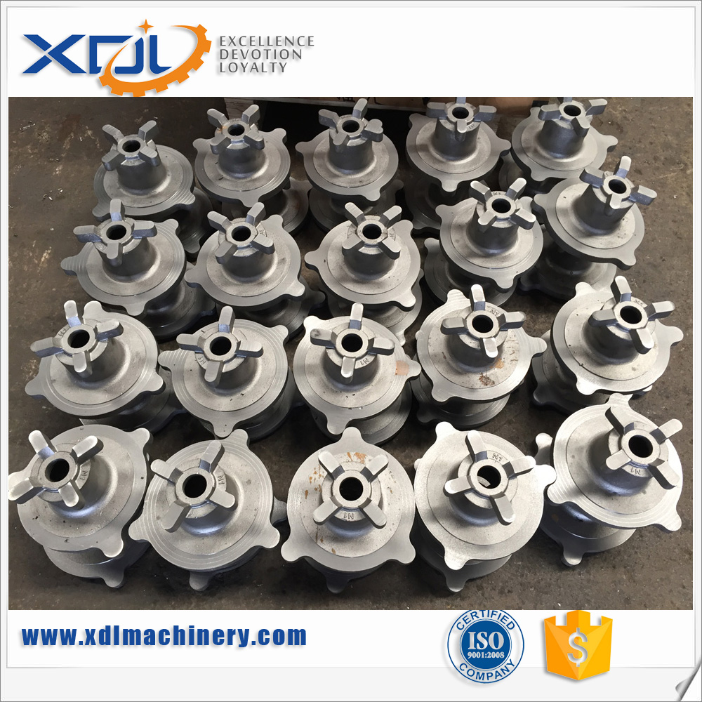 China Professional Customized OEM ODM Precision Casting With ISO 9001 Certificate