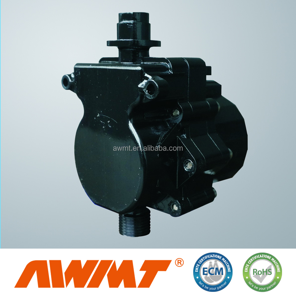 water heater pump water heater hydraulic system DC high-efficiency variable-frequency water pump