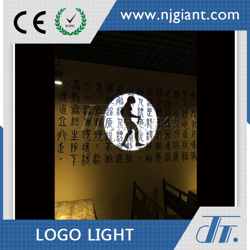 GLG-05 Outdoor Fixed Gobo Led Logo Light,Image Led Gobo Logo Projector