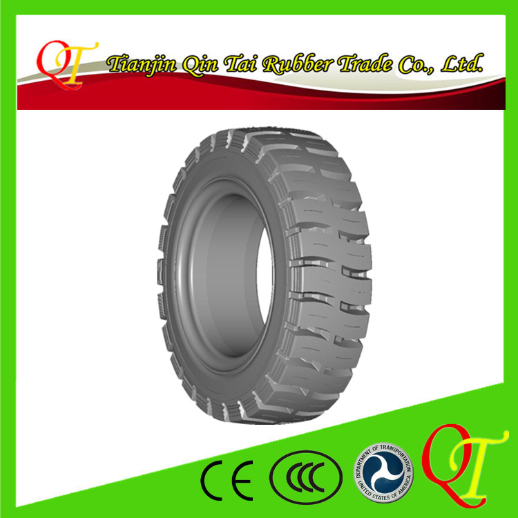 Anti wet and slippery and good wear resistance 250-15 light truck tire