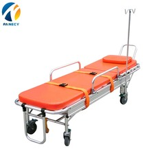 AC-AS013Ambulance stretcher First-aid Device Medical Equipment folding stretcher OEM and ISO9001&CE Certificates
