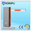 barrier gate for car parking lot with RFID cards and Bluetooth cards