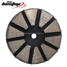 Bestop Concrete Grinding Product Diamond Polishing Pads Disc