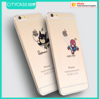 city&case 2016 oem china manufacture silicone smart case for iPhone6 6s