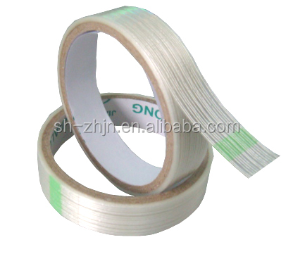 fiberglass reinforced adhesive tape for electronic insulation