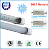 1 driver work with 2 tubes external driver t8 led tube DLC ETL cETLus approved