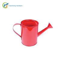 Colors May Vary Small Metal Watering Can