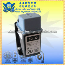 Best selling compatible ink cartridge for HP 20
