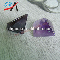 amethyst pyramid stone for wholesale