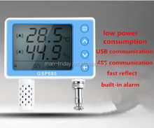 GSP685 Network Temperature and Humidity Transmitter with Large LCD Display