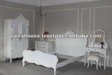 Indonesia Furniture - Rochella Chateau French Furniture Bedset