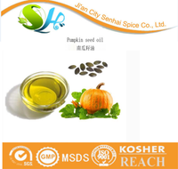 Cold Pressed Organic Pumpkin Seed Oil