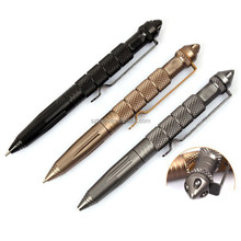 2016 Top seller Tactical Pen for Writing and self-defense pen
