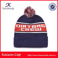 Wholesale Custom free knitting patterns for ski hats