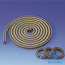PTFE Braided Graphite Impregnated Packing Food Grade