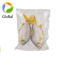 Clear nylon retort bag food grade vacuum plastic packaging bag for frozen chicken fish meat heat seal plastic food vacuum bag