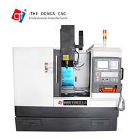 Manufacturing 5 axis small cnc milling machine for sale