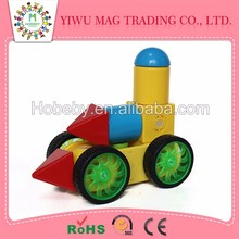 Wholesale China Import building magnetic connector toys and high quality magnetic building block