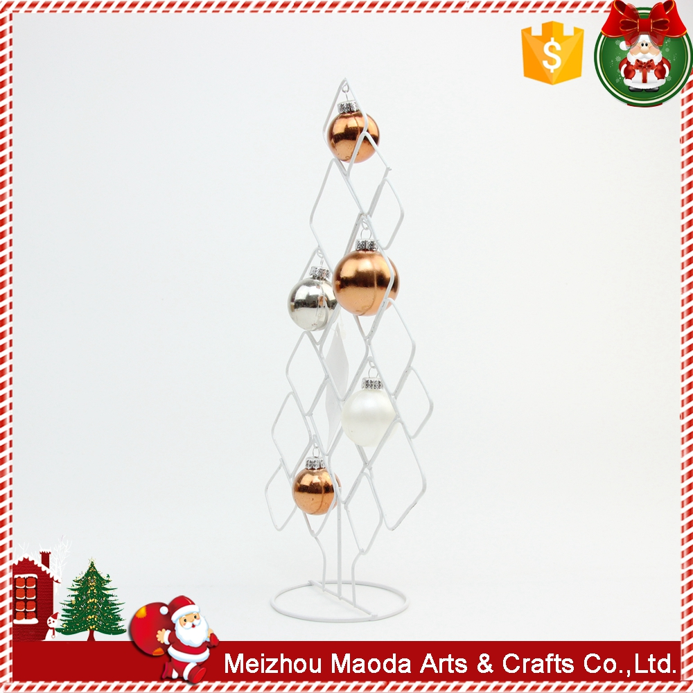 Factory clearance sale iron crafts christmas ball