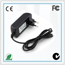 universal 100-240v 50-60hz 24v 0.5a 2.5a 0.75a 0.6a ac / dc power adapter