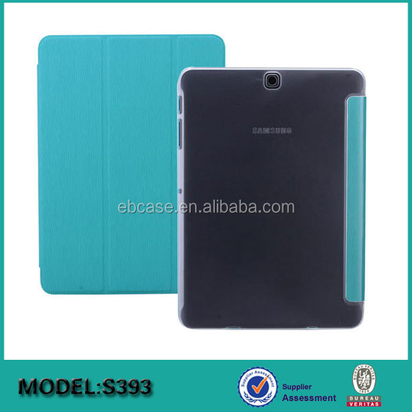 High quality cheap price Tablet Case For Samsung Galaxy Tab S3 smart case