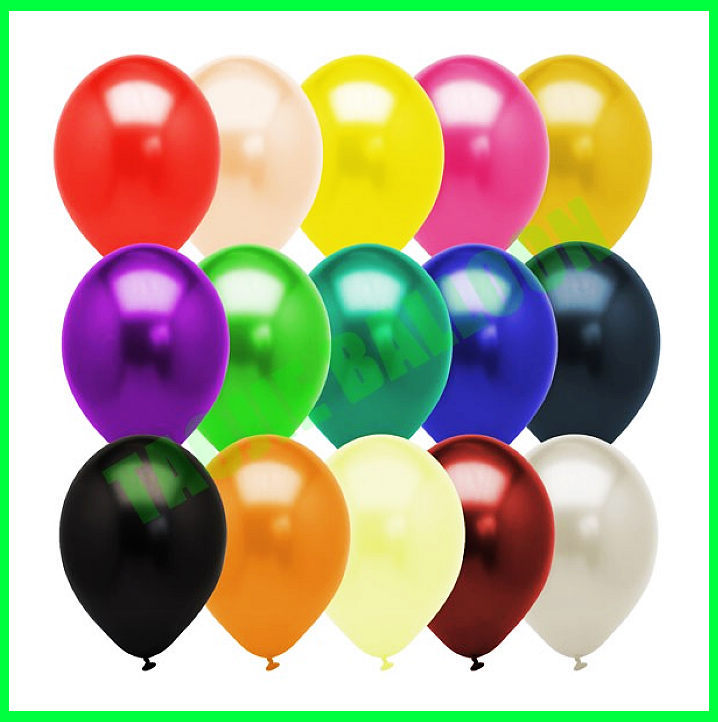 10 inches Pearl color latex balloons for party decoration