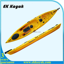 professional plastic leisure life boat for fishing