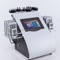 6 In 1 Ultrasonic Cavitation And