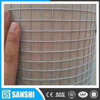 Plastic welded mesh for concrete price made in China