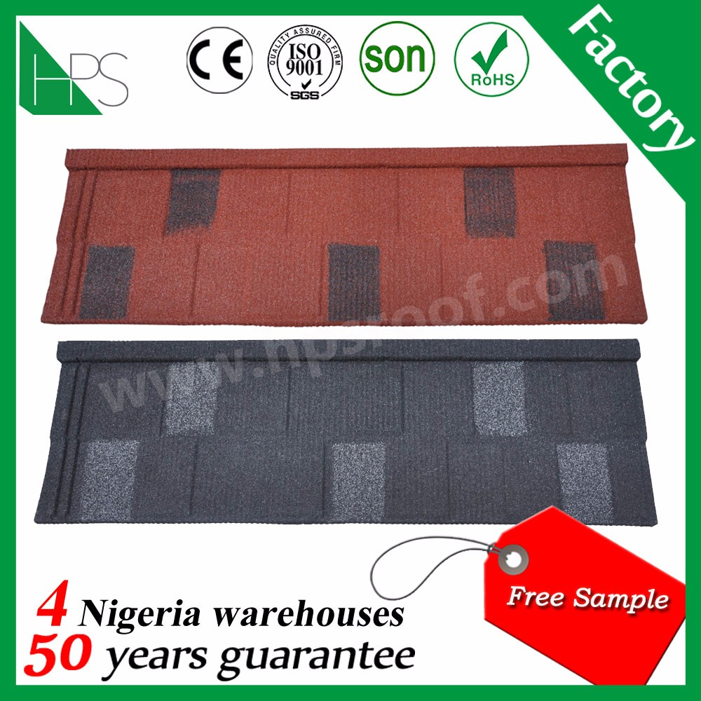 Kerala hot sale building materials stone coated roof tiles cheap metal roofing sheet
