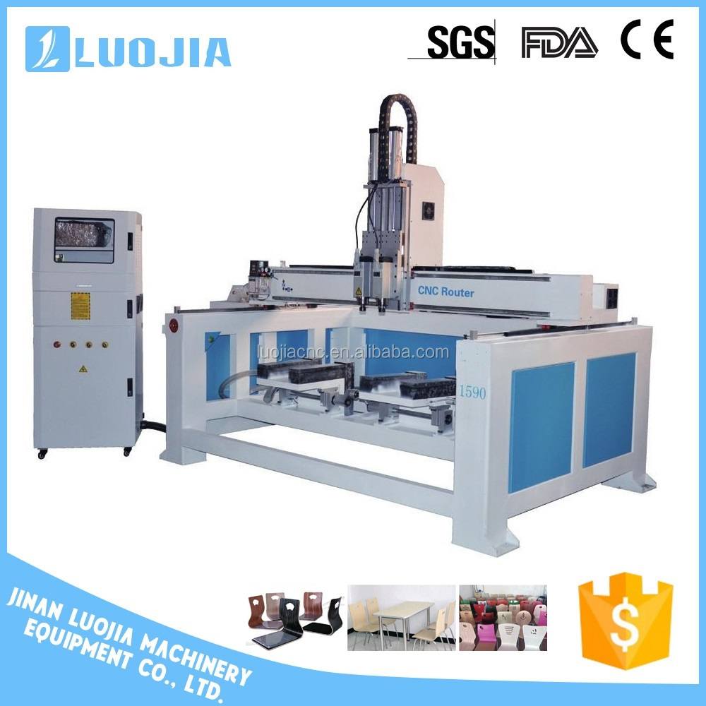 shape cutting cnc mould engraving machine cnc foam mould processing machine with good price