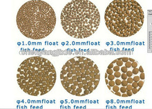 floating fish feed processing line/pet pellet extruder/pet food machines
