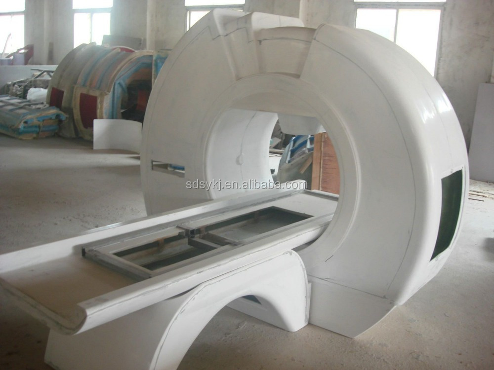 fibreglass body cover for custom manufacture/medical equipment cover