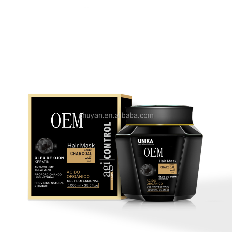 OEM/ODM Hair Protein hair mask Nourishing with keratin Repair hair 1000ML