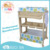 Baby Plastic changing table with bathtub