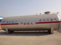 Excellent quality hot selling lpg tank semi trailer dimention