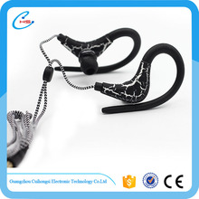 Most popular special design beautiful wired sport bluetooth earphone