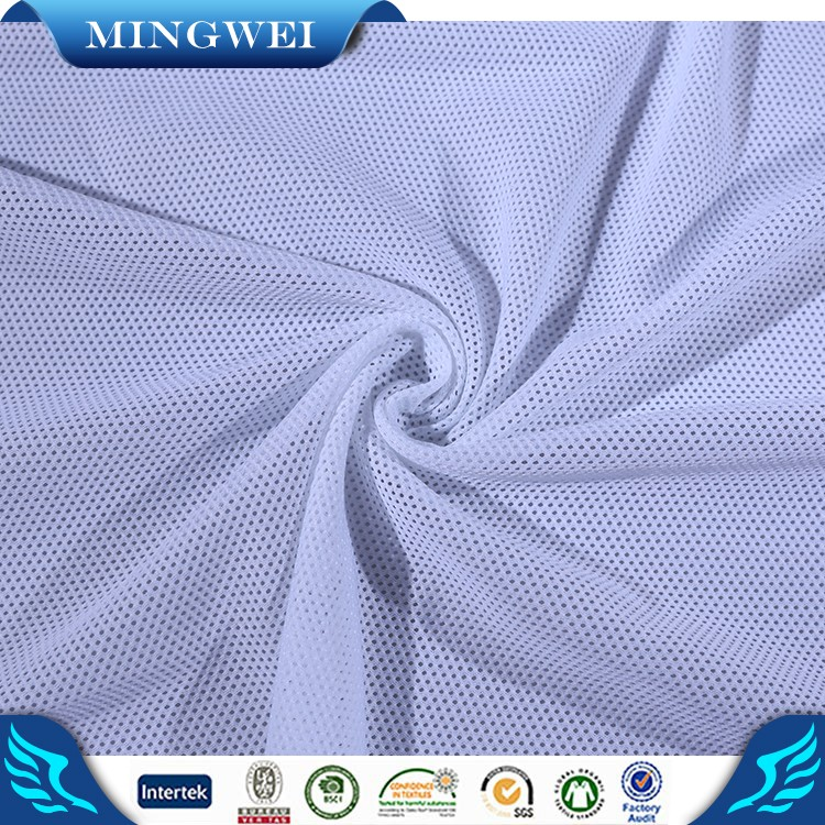 Polyester dry fit custom t shirt Blank, Anti UV, Moisture wicking, quick-drying Mesh fabric