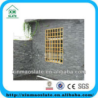 new arrival natural black culture stone slate WHS-6015PDM01